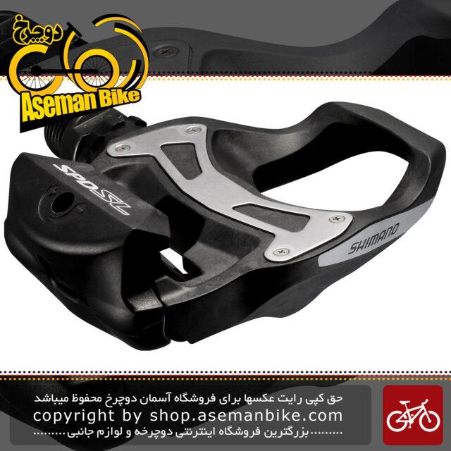 پدال دوچرخه کورسی شیمانو لاک قفلی Shimano Tiagra Pedal PD-R550