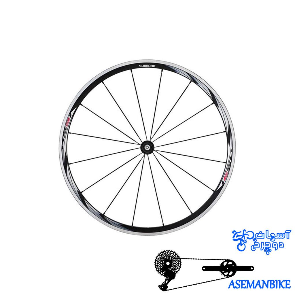 طوقه کامل دوچرخه شیمانو وی اچ Shimano WH RS31 F16H R20H
