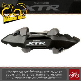 پدال دوچرخه کوهستان شیمانو لاک قفلی Shimano Pedal XTR PD-M9020