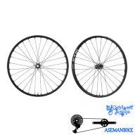 طوقه کامل دوچرخه شفتی شیمانو ایکس تی ار 27.5 Shimano XTR WH-M9000 27.5 TUBELESS COM