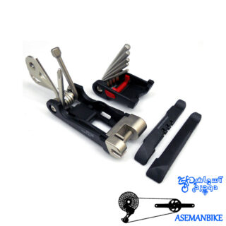 آچار آلن دوچرخه سیگما آلمان 16 کاره Sigma Germany Pocket Tool PT16
