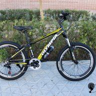 دوچرخه کوهستان المپیا مدل آکورد سایز 24 Olympia Bicycle Accord 24