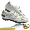 کفش دوچرخه کوهستان سیدی ایتالیا مدل بوول سفید SIDI Shoes Italy MTB Buvel