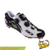 کفش دوچرخه سواری کوهستان سی دی ایتالیا مدل دراکو اس آر اس کربن سایز 46.5 SIDI Shoes Italy MTB CARBON Drako SRS