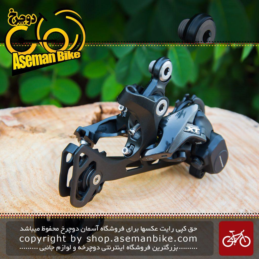 شانژمان دوچرخه شیمانو ایکس تی ام 8000 11 سرعته Shimano XT RD-M8000