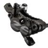 ترمز دیسک هیدرولیک شیمانو مدل زی ام 640 چهار پیستون Shimano Hydraulic Disc Brake ZEE M640