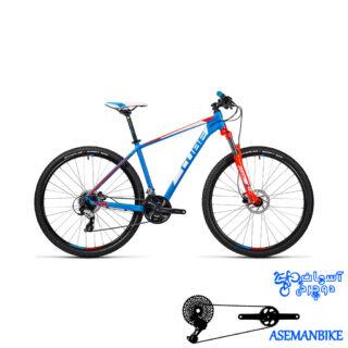 نمایندگی دوچرخه کیوب مدل ایم پرو سایز ۲۷.۵ CUBE AIM PRO 2015