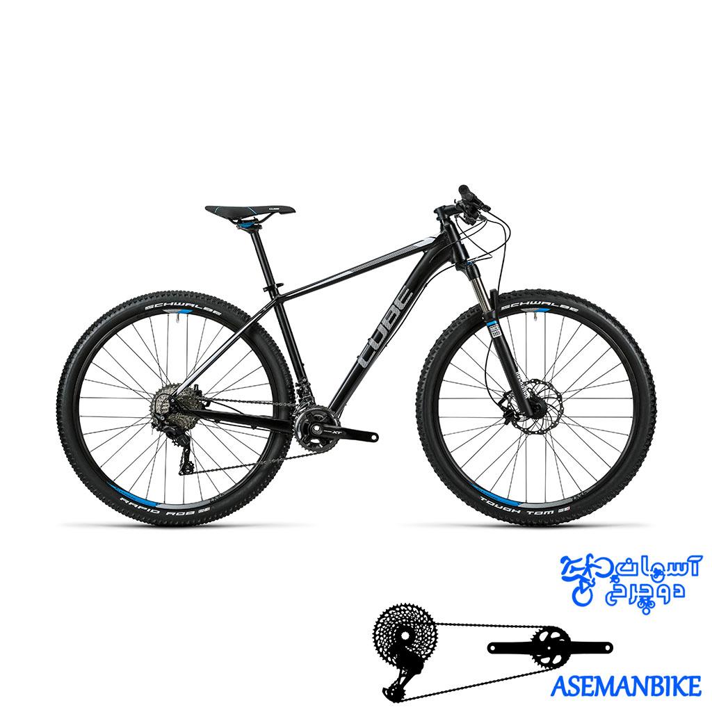 نمایندگی دوچرخه کیوب مدل پرو سایز ۲۷.۵ CUBE PRO 2016
