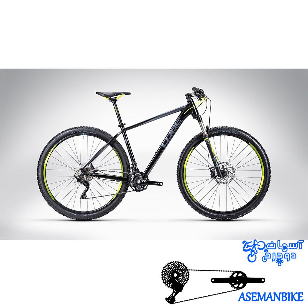 نمایندگی دوچرخه کیوب مدل ریس سایز ۲۷.۵ CUBE RACE 2015