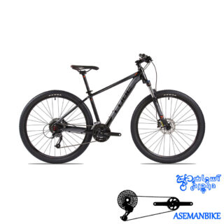 نمایندگی دوچرخه کیوب مدل ایم سایز 27.5 Cube AIM 27.5 2015