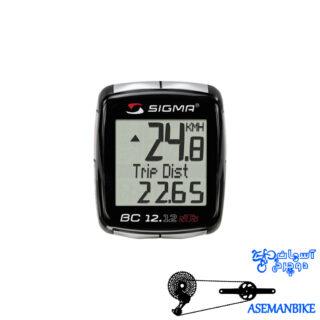 کیلومتر شمار دوچرخه سیگما بی سی 12 کاره Sigma BC 12.12 STS