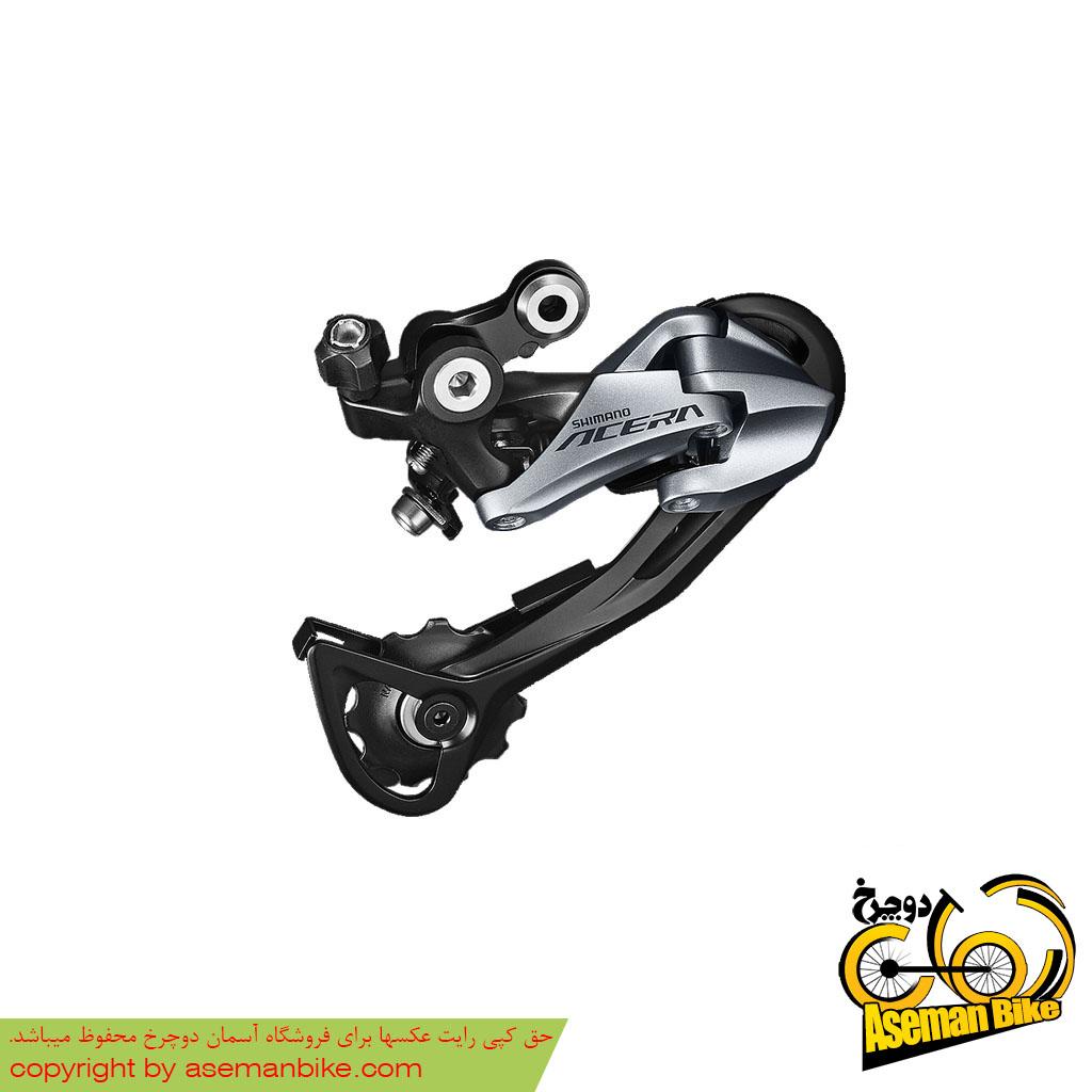 شانژمان دوچرخه کوهستان شیمانو مدل آسرا ۹ سرعته Shimano Acera RD-M3000