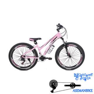 نمایندگی دوچرخه گالانت مدل جی تی دخترانه سایز 26 Galant GT S26
