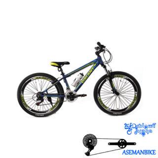 نمایندگی دوچرخه گالانت آلومنیوم سایز 26 Galant GT S26