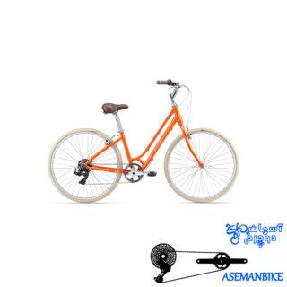 دوچرخه شهری زنانه جاینت مدل لیو فلوریش 4 Giant LIV Flourish 4 2016