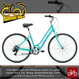 دوچرخه شهری زنانه جاینت مدل لیو فلوریش 4 2018 Giant liv City Women Bicycle Flourish 4 2018 Aqua Coral