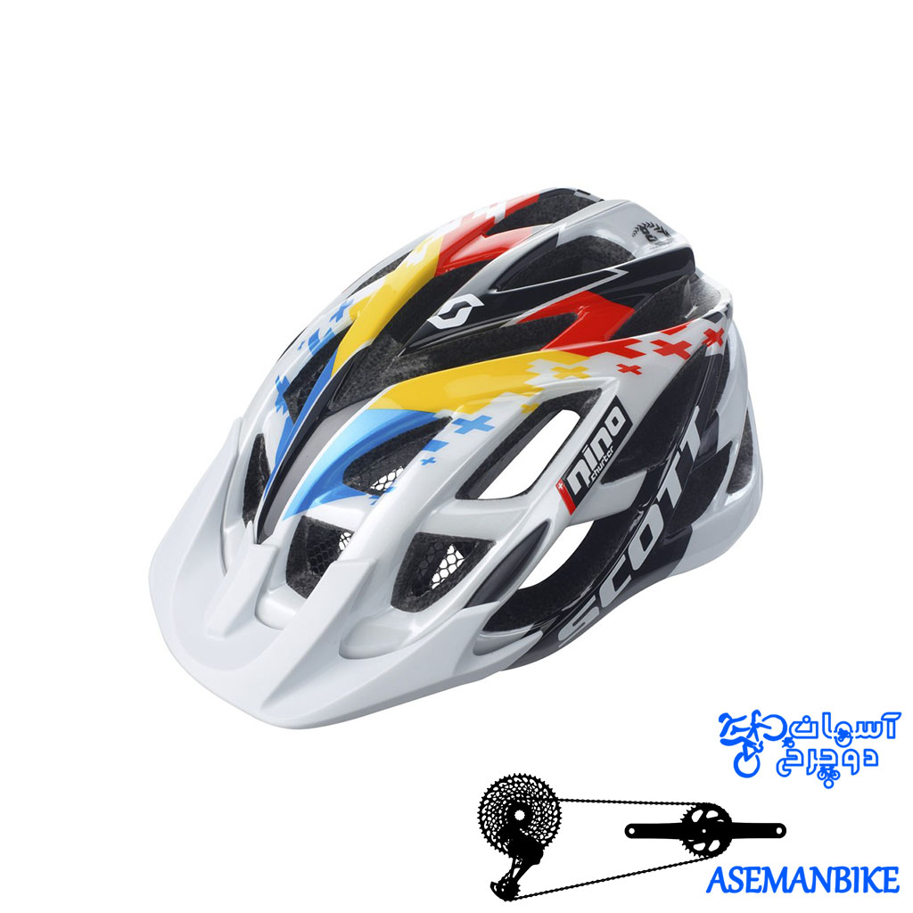 کلاه بچکانه اسکات اسپنتا Spunto Junior Helmet 2016