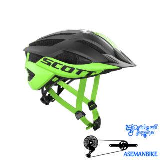 کلاه کوهستان اسکات مدل سوپرا پلاس Scott Helmet Bicycle Supra Plus