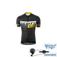 پیراهن آستین کوتاه اسکات Scott RC TEAM Pro Sleeve Cycling Jersey