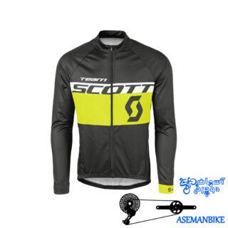 پیراهن آستین بلند اسکات Scott RC Team Long Sleeve Cycling Jersey