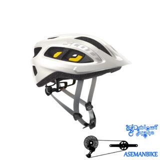 کلاه حرفه ای کوهستان اسکات مدل ویوُ پلاس Scott Vivo Plus helmet