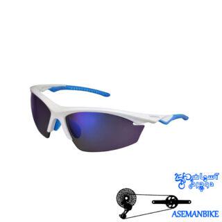 عینک دوچرخه شیمانو مدل ای کیو ایکس 2-پی ال Shimano Glasses EQX2-PL