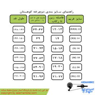 Size Body Chart
