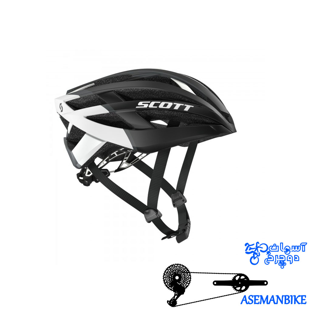 کلاه حرفه ای دوچرخه اسکات مدل ویت Scott Wit r Helmet Bicycle