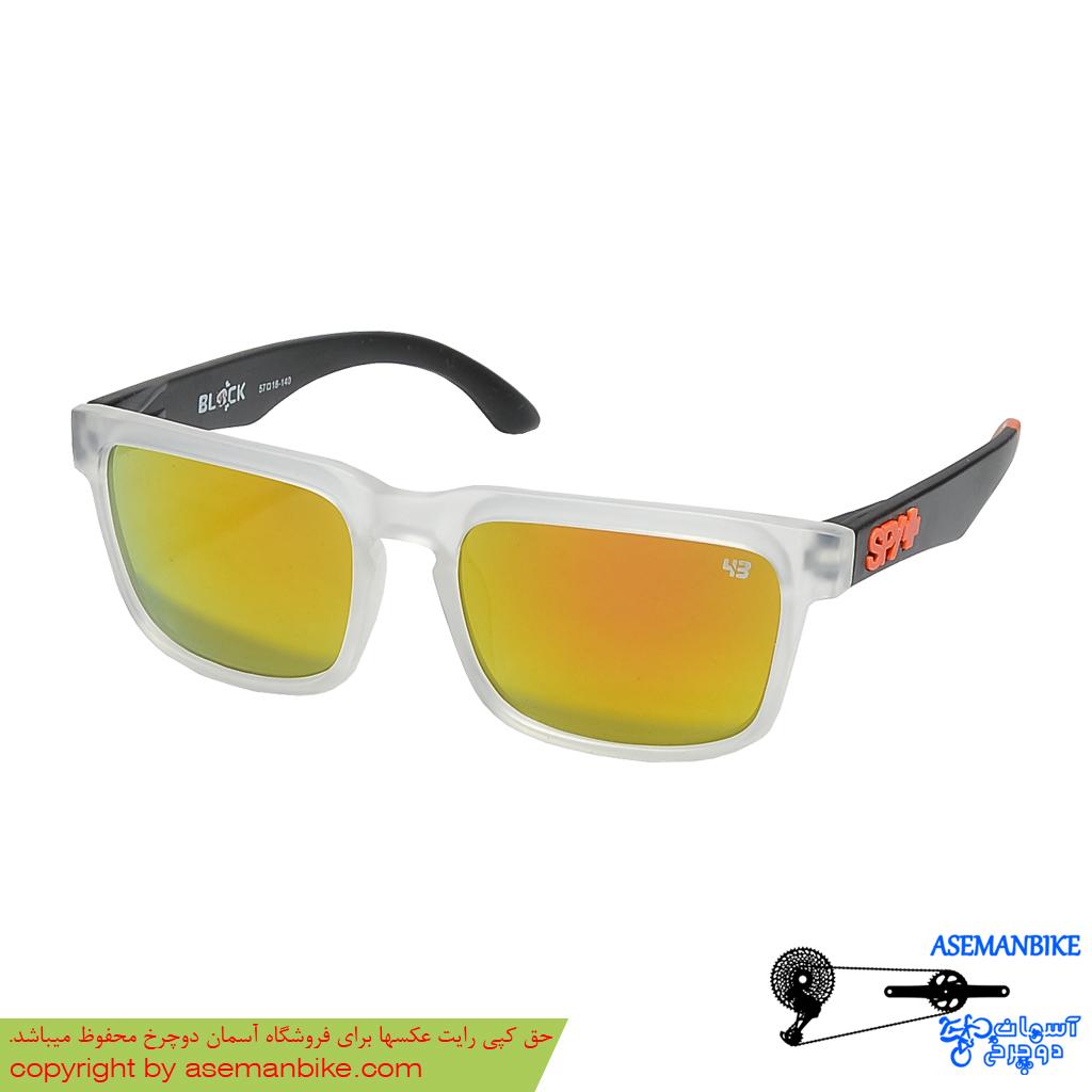 عینک آفتابی اسپای سفید Spy Sunglasses White