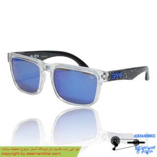 عینک آفتابی اسپای سفید مشکی Spy Sunglasses