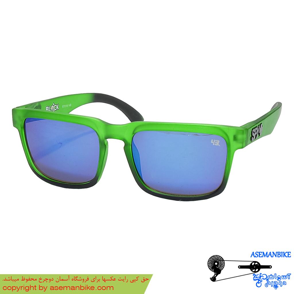 عینک آفتابی اسپای سبز Spy Sunglasses Green