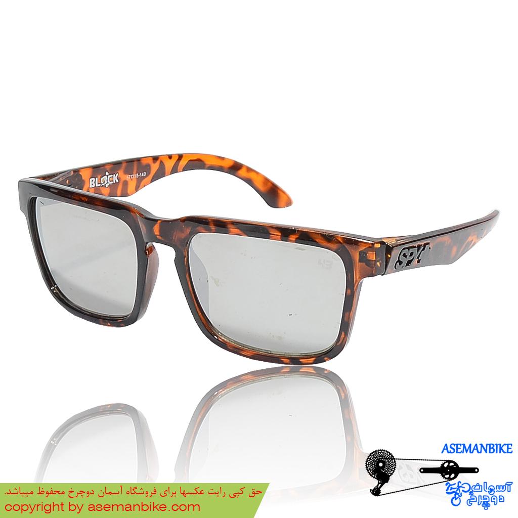 عینک آفتابی اسپای مشکی نارنجی Spy Sunglasses