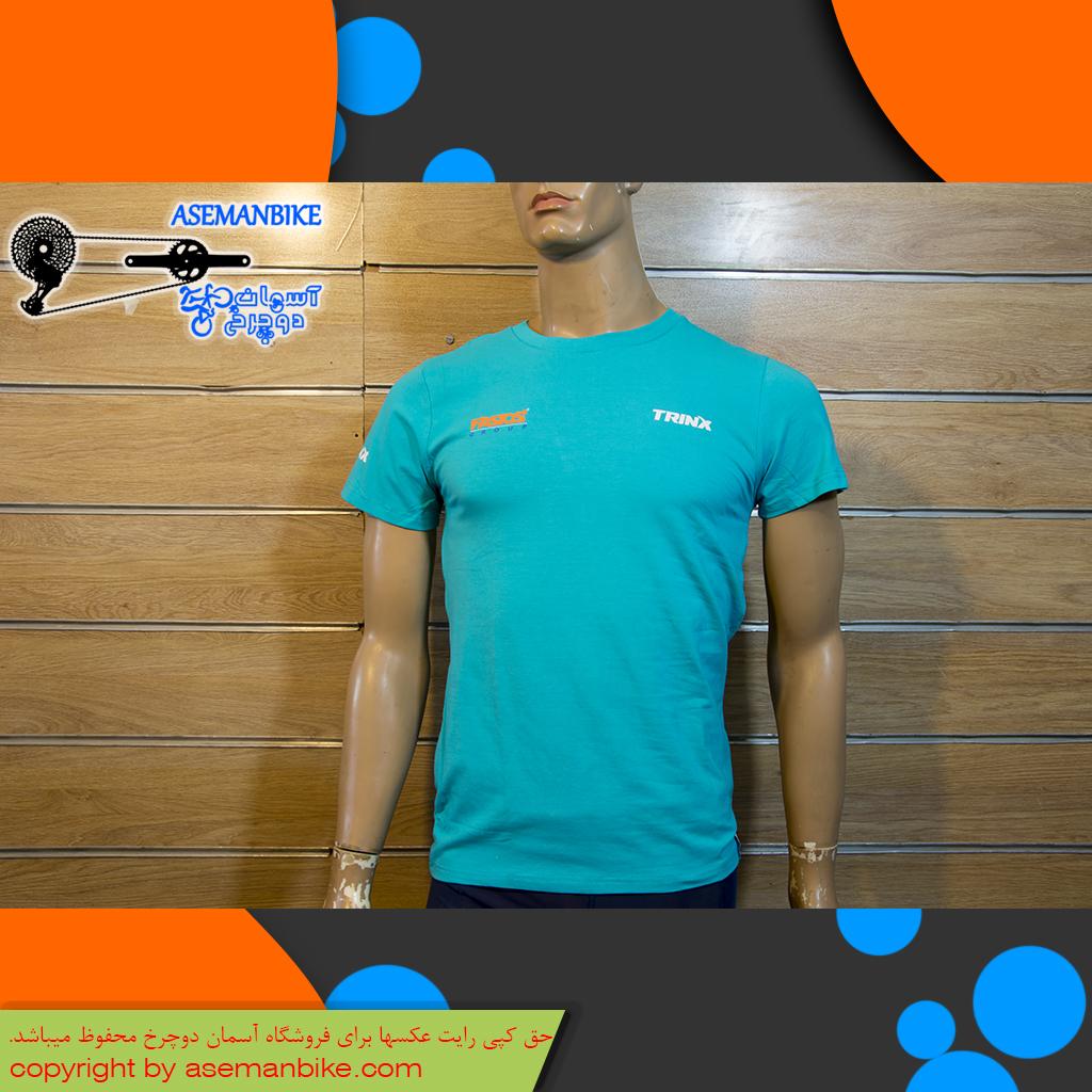 تیشرت ورزشی ترینکس مدل فایر Trinx Sport T-Shirt Fire
