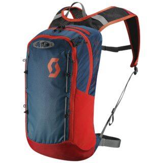 کیف کوله پشتی مخزن دار اسکات مدل تریل لایت قرمز آبی SCOTT Trail Lite FR' 14 Pack