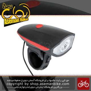 چراغ جلو دوچرخه رددو سفید روشن یو اس بی شارژی 250 لومن Reddo Super Bright Bike Light LED Waterproof Rechargeable 250 Lumen