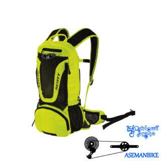 کیف کوله پشتی مخزن دار اسکات مدل هیدرو Scott BACKPACK AIRSTRIKE HYDRO 7.5