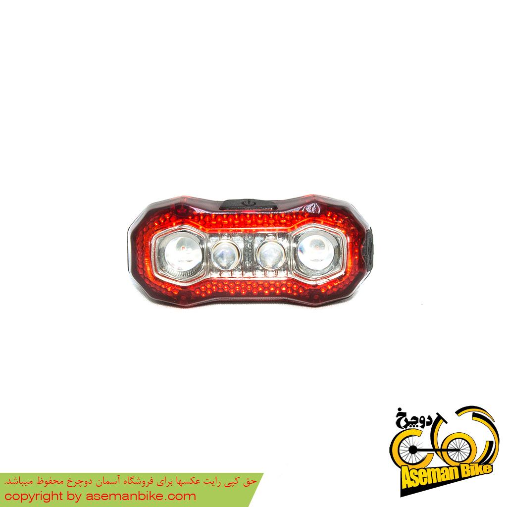 چراغ خطر عقب بریویجا ال ای دی شارژی ای ال بی 101 Briviga LED Back Lights Rechargeable ELB101