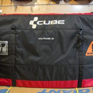 ساک مخصوص حمل دوچرخه کیوب مدل سی 29 Cube Bike Transport Bag C29