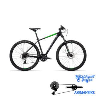 نمایندگی دوچرخه کیوب مدل ایم پرو سایز 27.5 CUBE AIM PRO 2016