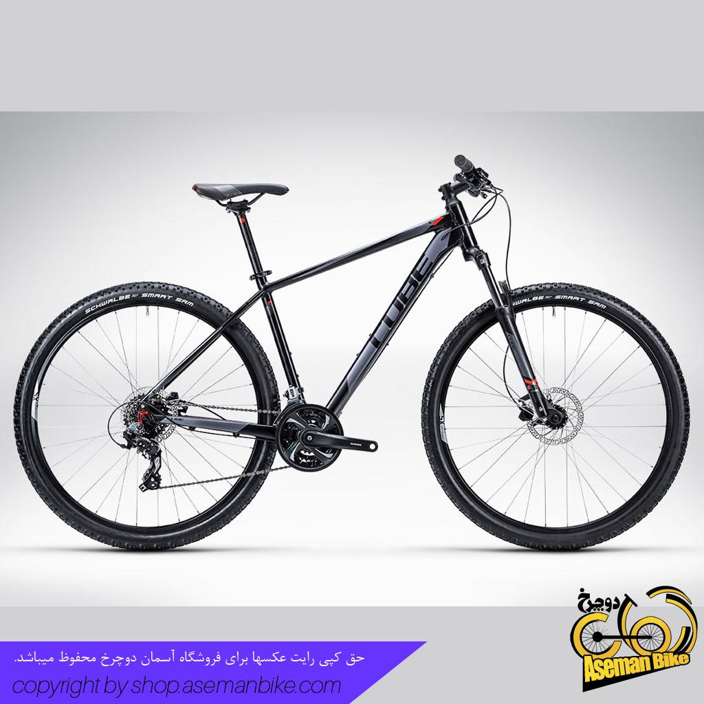 دوچرخه کوهستان کیوب مدل آیم دیسک سایز 27.5 Cube Aim Disc 27.5 2017