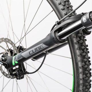 دوچرخه کوهستان کیوب مدل آیم پرو سایز 27.5 CUBE Mountain Bike AIM PRO 2017