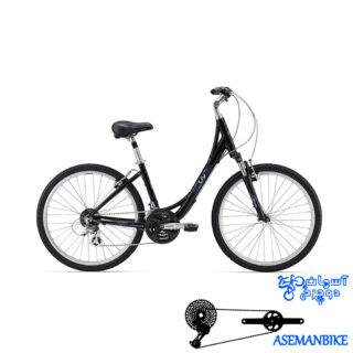 نمایندگی دوچرخه جاینت مدل سایز 26 Giant LIV Sedona DX W 2015