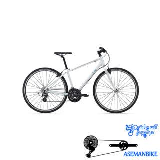 دوچرخه شهری جاینت بانوان مدل الایت Giant Liv Alight 2 DD 2015