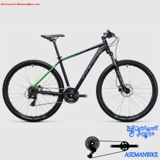 دوچرخه کوهستان کیوب مدل آیم پرو سایز 29 2017 CUBE Mountain Bike AIM PRO 29 2017
