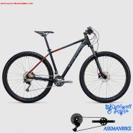 دوچرخه كوهستان کیوب مدل آیم اس ال سایز 29 CUBE Mountain Bike AIM SL 2017