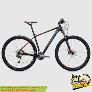 دوچرخه کوهستان کیوب مدل آیم اس ال سایز 27.5 CUBE Mountain Bike AIM SL 2017