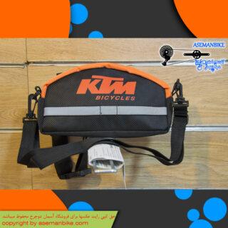 کیف کمری و جلو فرمان کی تی ام KTM Bicycle Bag