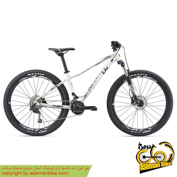 دوچرخه جاینت بانوان مدل تمپت سایز 27.5 2018 Giant LIV Tempt 2 27.5 2018