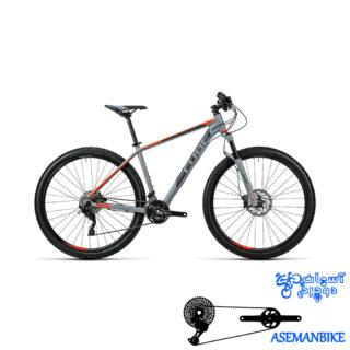 دوچرخه کیوب مدل اسید سایز 29 CUBE ACID 2016