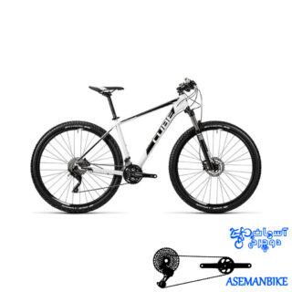دوچرخه کیوب مدل اتنشن سایز 27.5 CUBE ATTENTION 2016